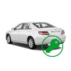 Взлом замка багажника машины